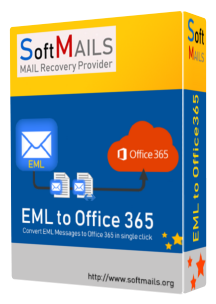 import eml to office365